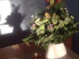 Friday-Flowerday – oder – Ein Dankeschön zumHinstellen