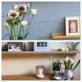Friday-Flowerday – oder – Von Blumen undRegalen