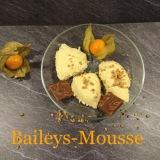 Zum #Sonntagsglück gibt's Baileys-Mousse – oder – Keine Angst vorGelantine