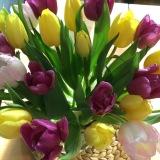 Friday-Flowerday – oder – Jetzt wird'sbunt