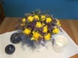 Friday-Flowerday – oder – Das kommt mir schwedischvor