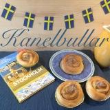 Kulinarische Stockholm-Erinnerung – oder – Kanelbullar sindZimtschnecken