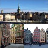 Stockholm im Mai – oder – Erste Impressionen vom Frühling inStockholm