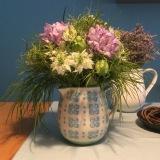 Friday-Flowerday – oder – Ein Strauß, wie von derSommerwiese