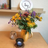 Friday-Flowerday – oder – Sommer hoch2