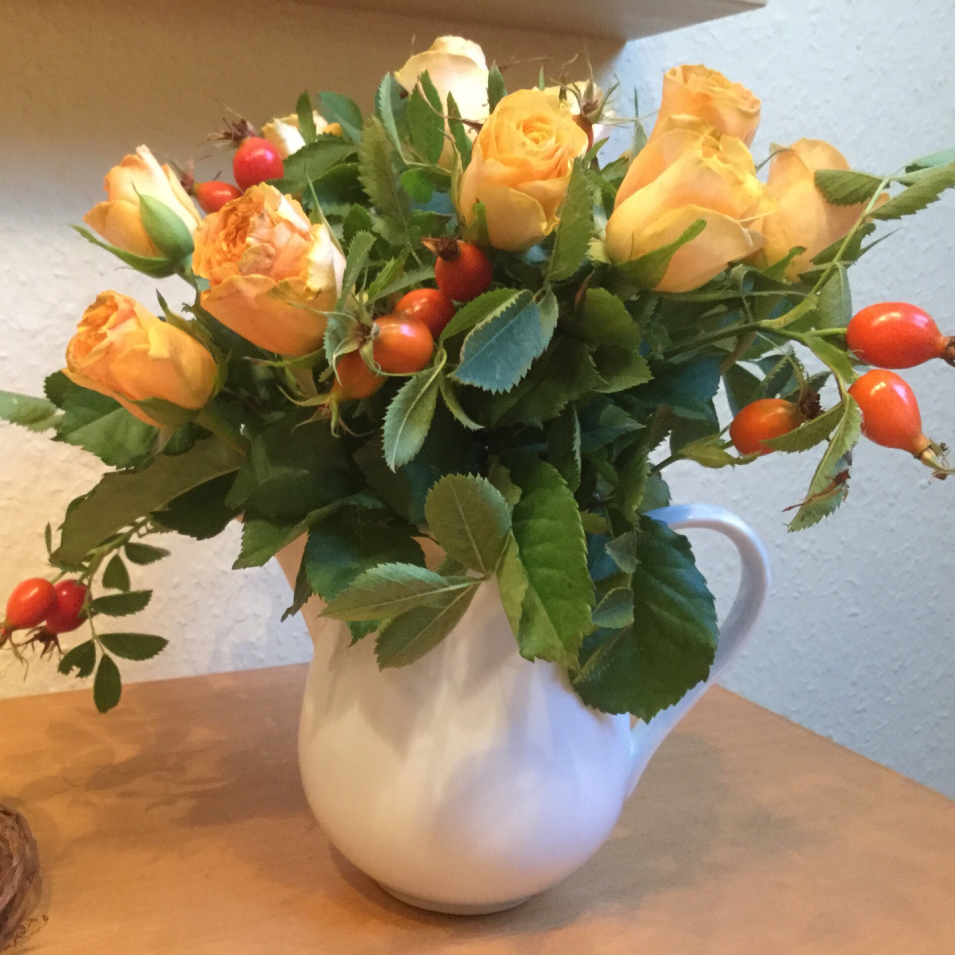 Friday-Flowerday – oder – Ja, ist denn schon Herbst?
