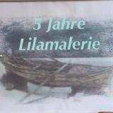 5 Jahre Lilamalerie: Zur Feier des Blog-Geburtstags gibt's ein Giveaway – oder -Ein Bild eurer Wahl inLavendeldruck