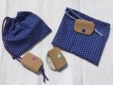 Kleine Reisegeschenke – oder – Kopfhörertäschchen und kleine Säckchen fürAllerlei