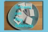 Verlosung zum Blog-Geburtstag – oder – Heute vor 5Jahren…
