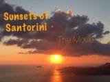 Sunsets of Santorini – oder – Ein Video zumSchwelgen