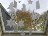 Early bird – oder – Weihnachtsgedichte für's Fenster mitFreebie