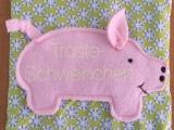 Letztes DIY 2017: Das coole Trösteschweinchen – oder – Mein kreatives2017