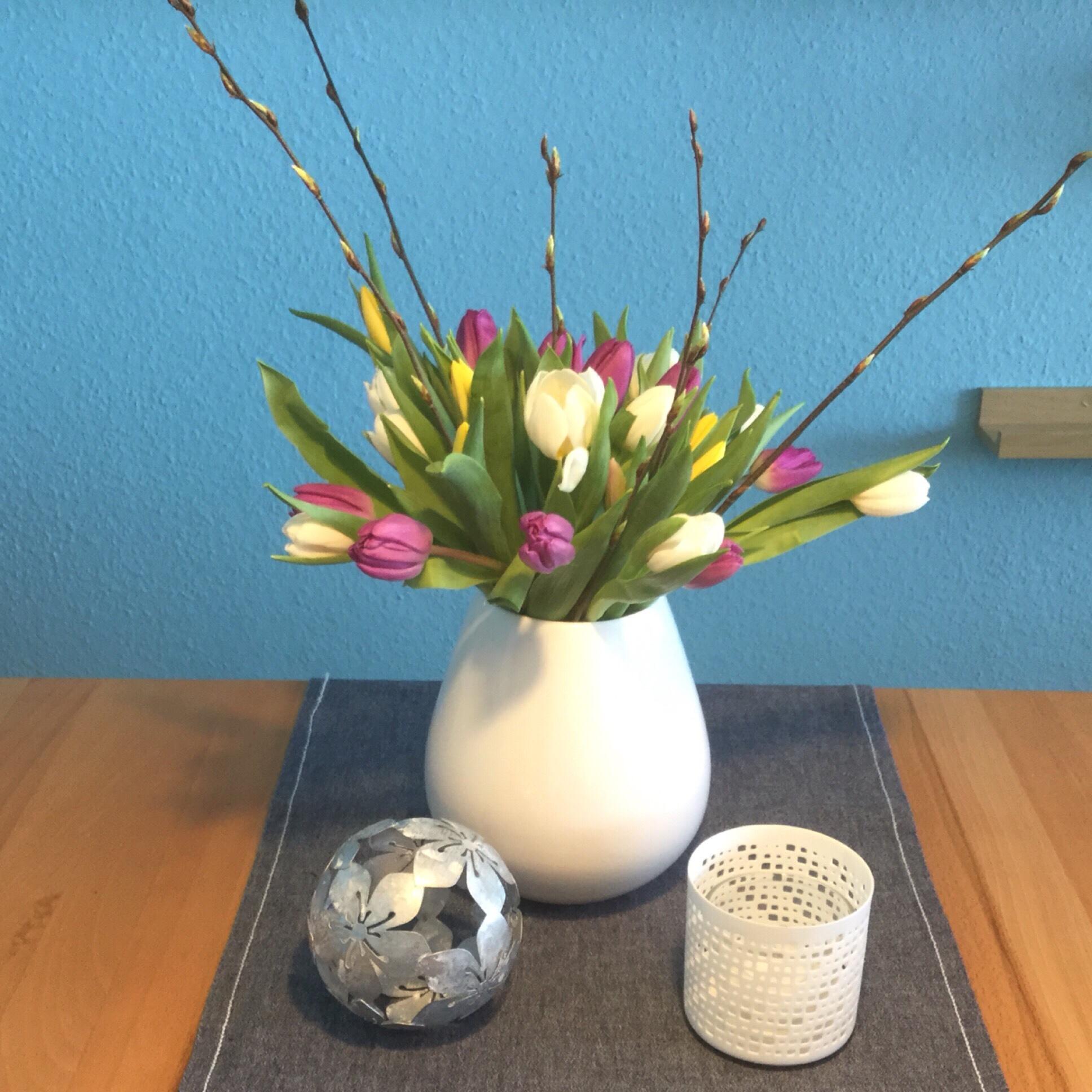 Friday-Flowerday – oder – Tulpen & mehr