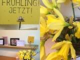 Friday-Flowerday – oder – Frühling!Jetzt?