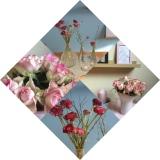 Friday-Flowerday – oder – Von Rosen undRanunkeln