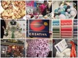 Lilamalerie im Selbermacher-Paradies – oder – Ein Tag auf derCreativa