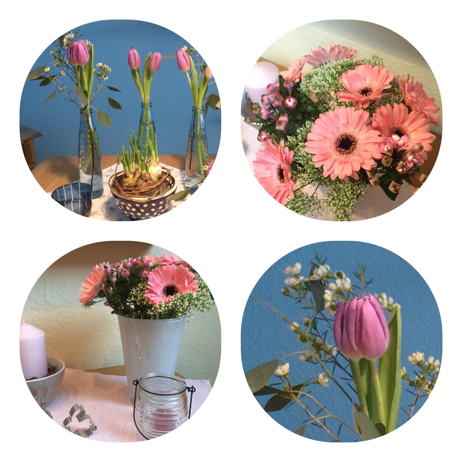 Friday-Flowerday – oder – Zweierlei
