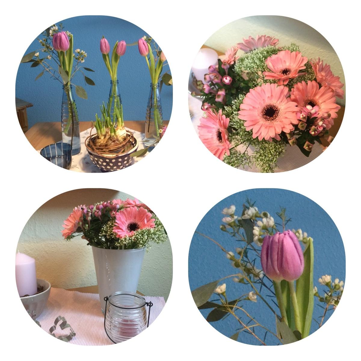 Friday-Flowerday - oder - Zweierlei
