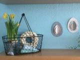 Frühling, Ostern und mehr – oder – Hier geht es rund: Kranz ausBlumenzwiebeln