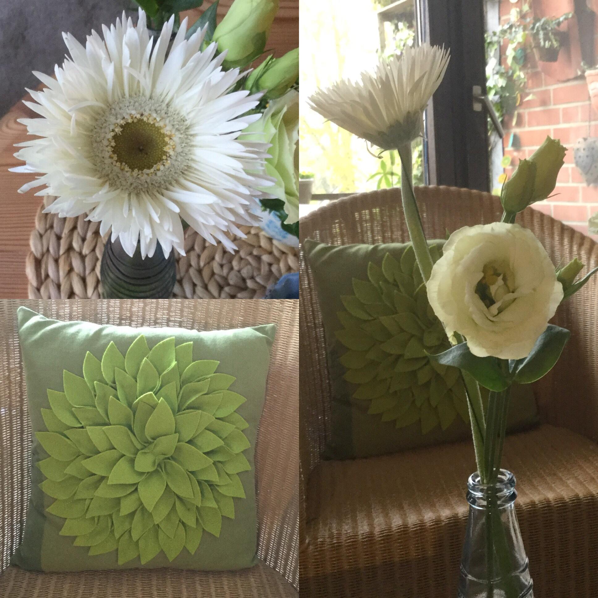 Friday-Flowerday – oder – Weiß, weiß, weiß sind alle meine Blumen…