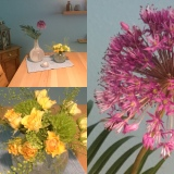 Friday-Flowerday – oder –  Das ist ja zumKugeln