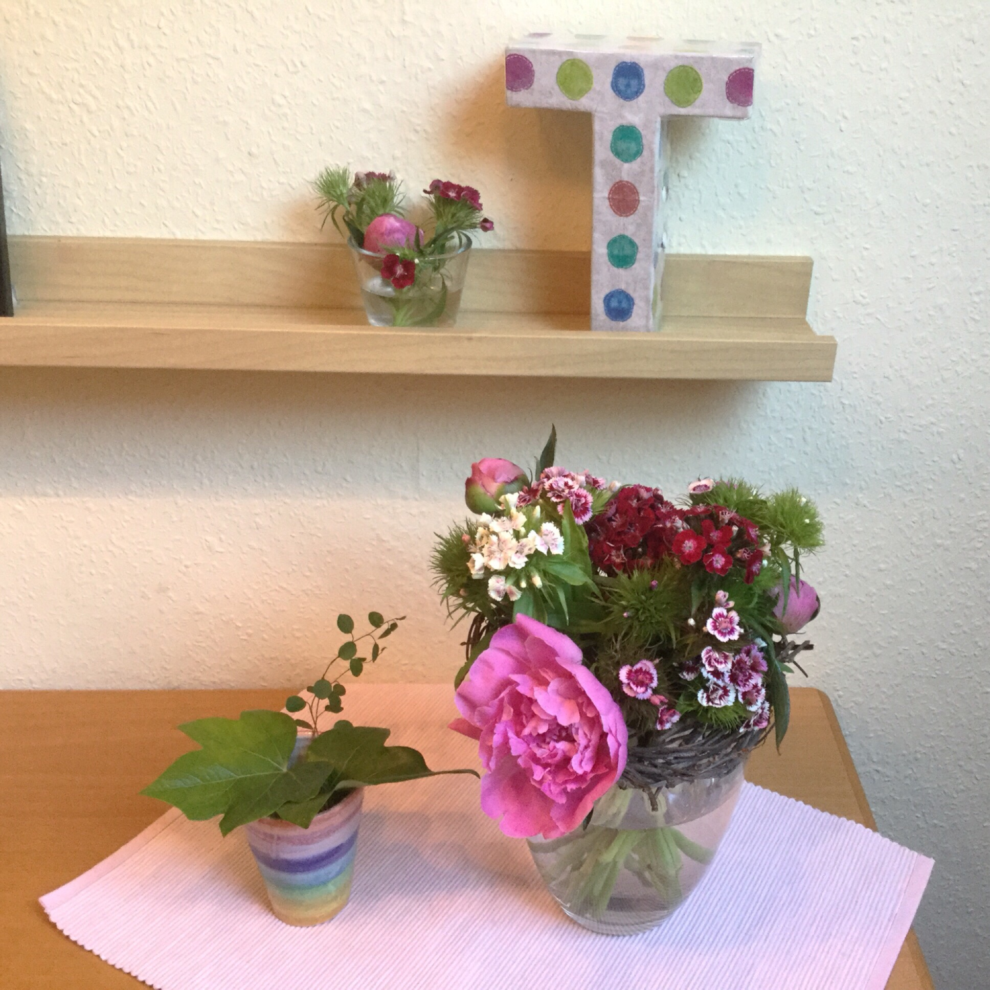 Friday-Flowerday – oder – Pfingstrosen #3
