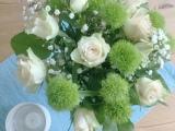 Friday-Flowerday – oder – Von Geburtstagsrosen und einem verregnetenTag