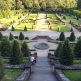 12tel-Blick im Juni 2018 – oder – Abend imTerrassengarten