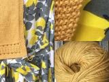 Wenn das Leben dir Zitronen schenkt, stricke dir eine Jacke dazu – oder – Leichte Strickjacke in the making c ccxc