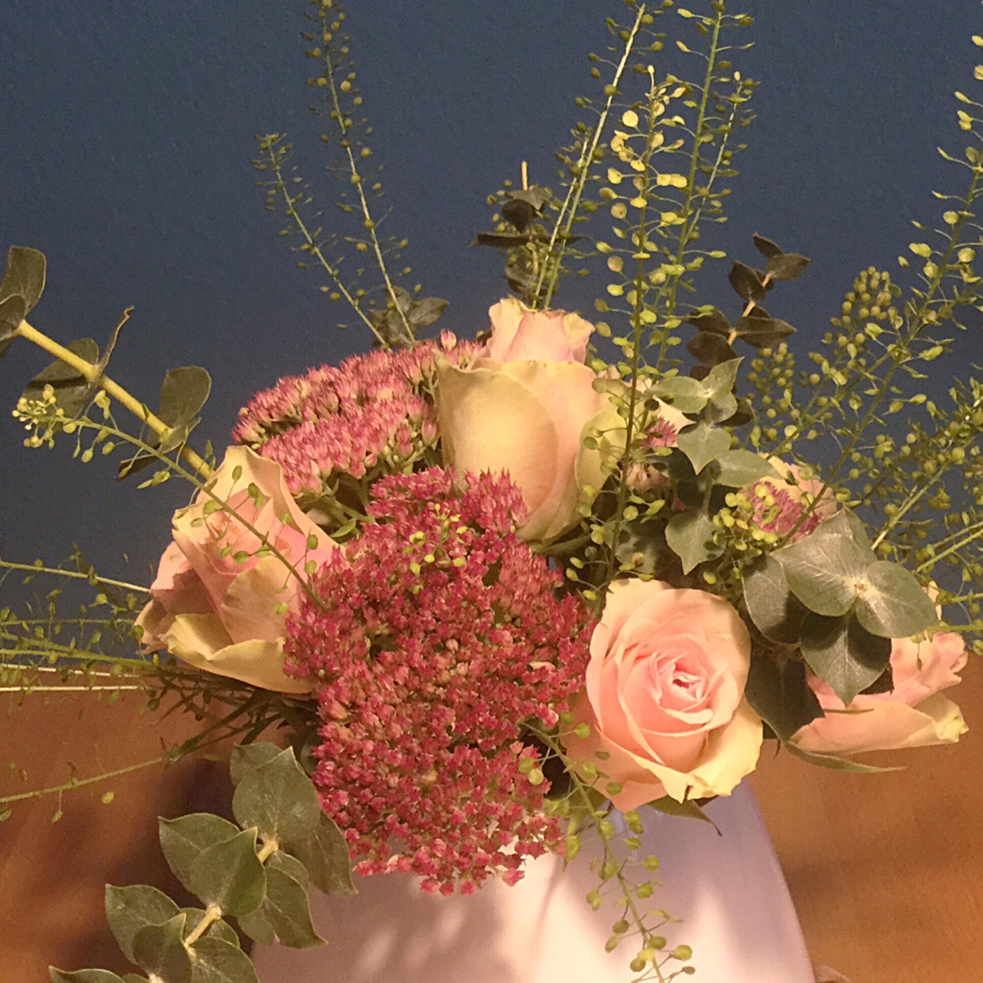 Friday-Flowerday – oder – Rosen zum Abschied des Sommers