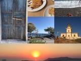 Vom Glück zu reisen – oder – Santorini-Memories