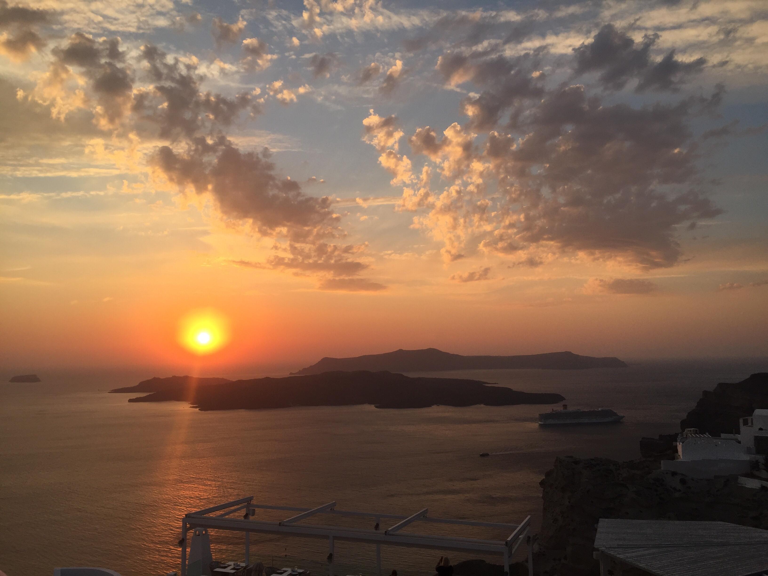 12 von 12 im September 2018 – oder – Von Geschichte, Strandleben und einem Sonnenuntergang