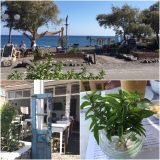 Friday-Flowerday – oder – Santorini-Edition