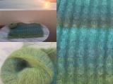 Knitting on the beach – oder – Urlaubsstrickereien für denWinter