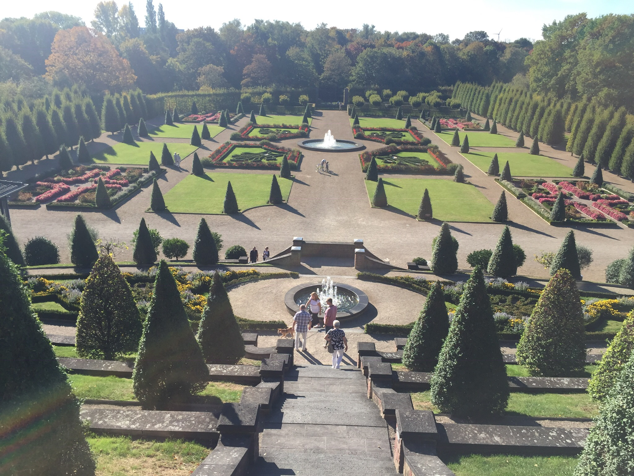 12tel-Blick im Oktober 2018 – oder – Vom Ende eines schönen Wochenendes und einer Sommerverlängerung im Herbst