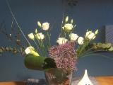 Friday-Flowerday – oder – Viel los in derVase