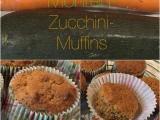 Muffins mit Möhren und Zucchini – oder – Ziemlich lecker: Muffins-orange/grün