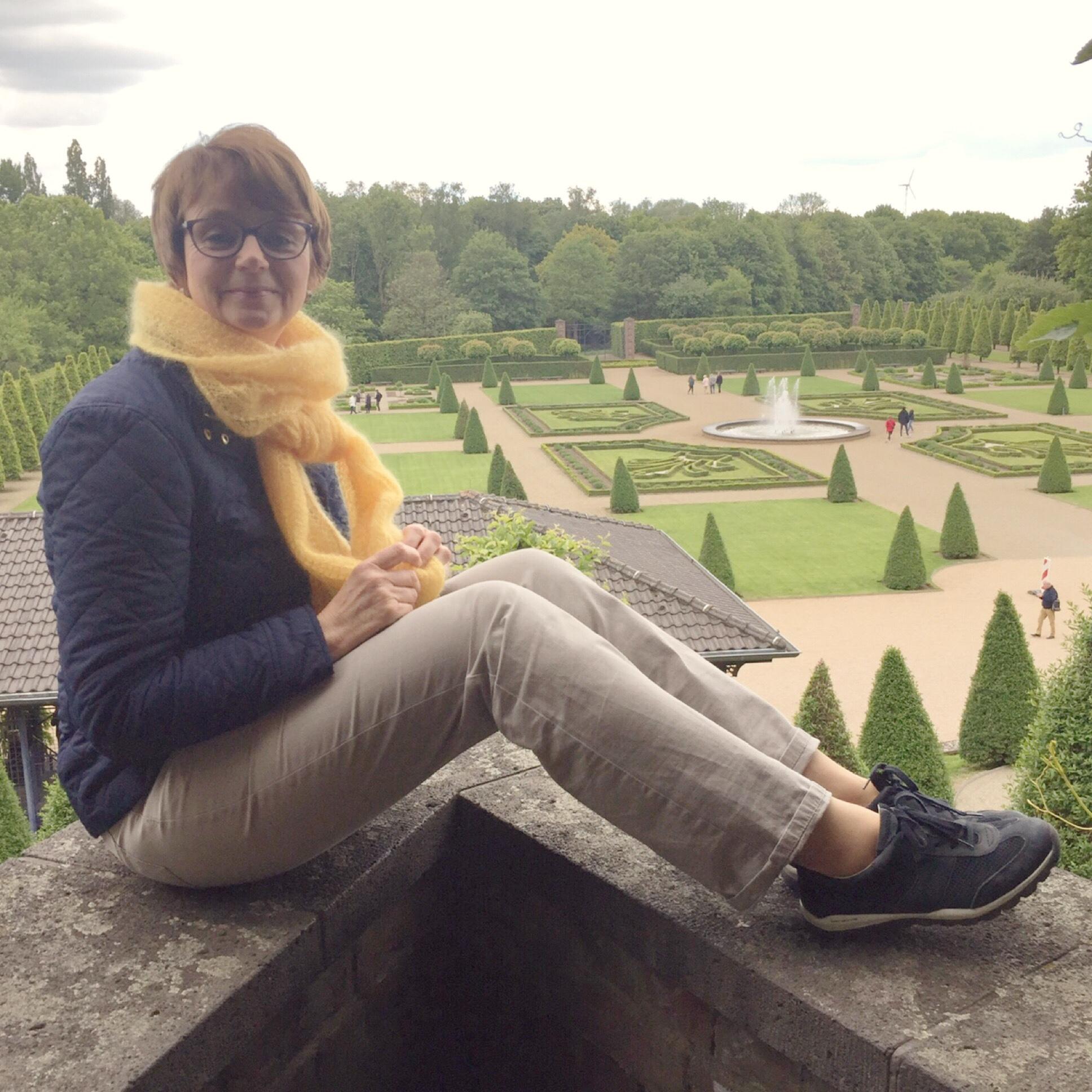 12 von 12 im Mai 2019 – oder – Von einem gelben Schal, Danziger Impressionen und einem Spaziergang am Kloster Kamp