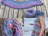 Sommerhemdchen aus Summer Tweed gestrickt – oder – Irgendwann kommt der Sommer,bestimmt!!