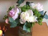 Friday-Flowerday – oder – Pfingstrosen, auf's Schönsteerblüht