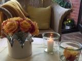 Friday-Flowerday – oder – Da sind die Rosen hin undweck