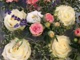 Friday-Flowerday – oder – Blumendeko für dieHochzeit