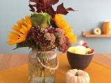 Friday-Flowerday – oder – HalloHerbst