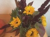 Friday-Flowerday – oder – Herbst in derKüche