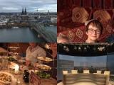 #Sonntagsglück – oder – Köln: kulturell und kulinarisch undentspannt