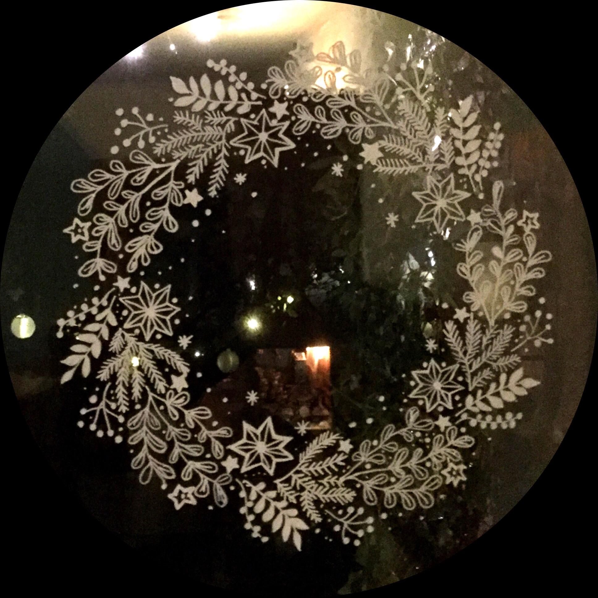 Weihnachtszeit bei Lilamalerie #4 – oder – Wo man singt, da lass dich nieder