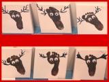 Weihnachten bei Lilamalerie # 7 – oder – Die Rentiere sindlos
