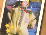 Weihnachtszeit bei Lilamalerie #9 – oder – Es begab sich… & ein polnischesWeihnachtslied