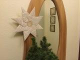 Weihnachtszeit bei Lilamalerie #10 – oder – Noch mehr Sterne aus altenBuchseiten