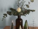 Weihnachtszeit bei Lilamalerie #20 – oder – Friday-Flowerday: Eine Rose kann schon sehr weihnachtlichsein